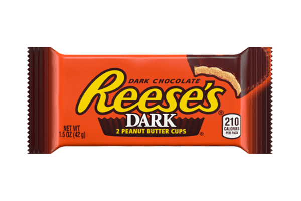 REESE\'S Peanut Butter and Chocolate Candy.
