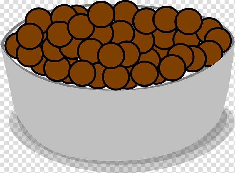 Breakfast cereal Bowl Reese\\\'s Puffs , CEREAL transparent.