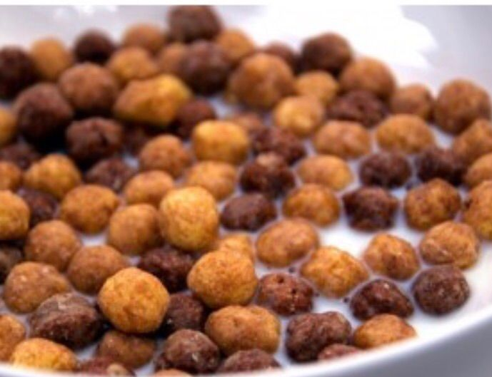 PEARL IS REESE\'S PUFFS?!?!.
