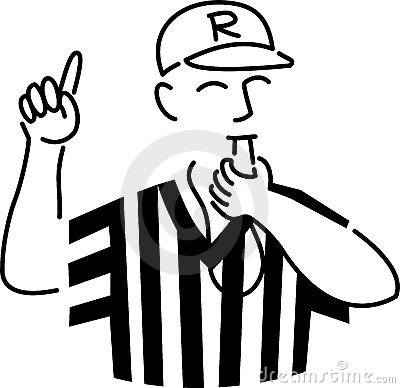 89+ Referee Clip Art.