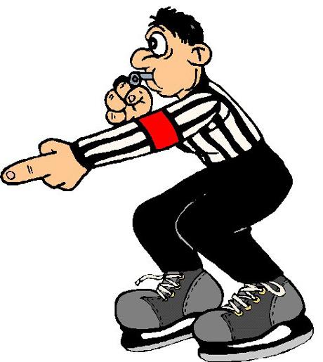 Referee Clipart.
