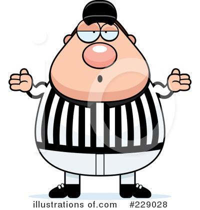 Referee Clipart #229028.