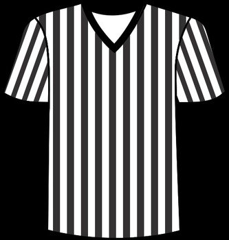 Jersey clipart football umpire, Jersey football umpire.