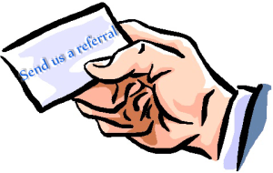 Referral clipart 3 » Clipart Portal.