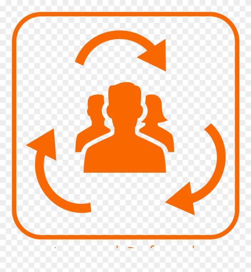 Internal Referrals Icon Clipart (#3870986).