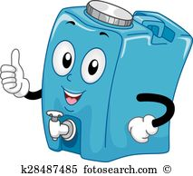 Water refill Clipart and Illustration. 20 water refill clip art.