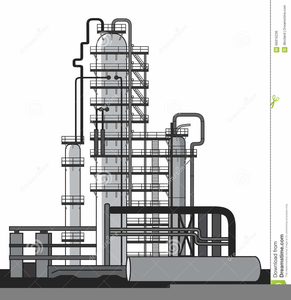 Refinery Clipart Free.