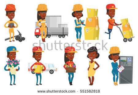 refinery people clipart #7
