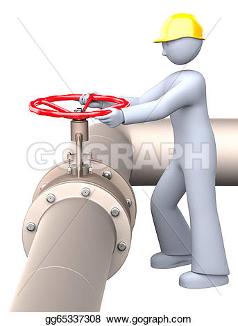 refinery people clipart #5