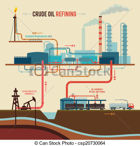 refinery people clipart #3