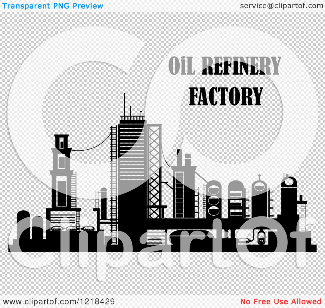refinery people clipart #2