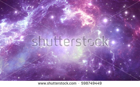 Reflection Nebula Stock Images, Royalty.