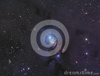 reflection nebula clipart #7