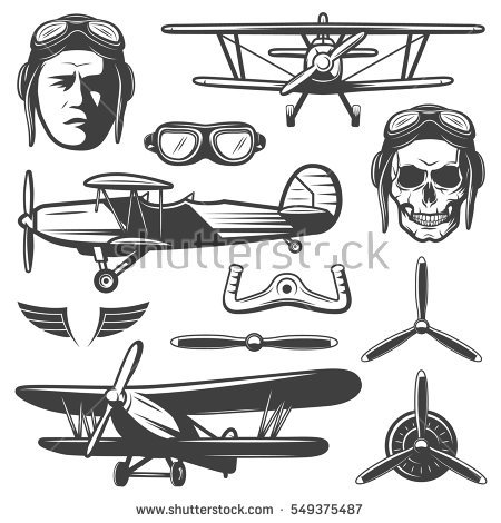Aircraft Stock Vectors, Images & Vector Art.