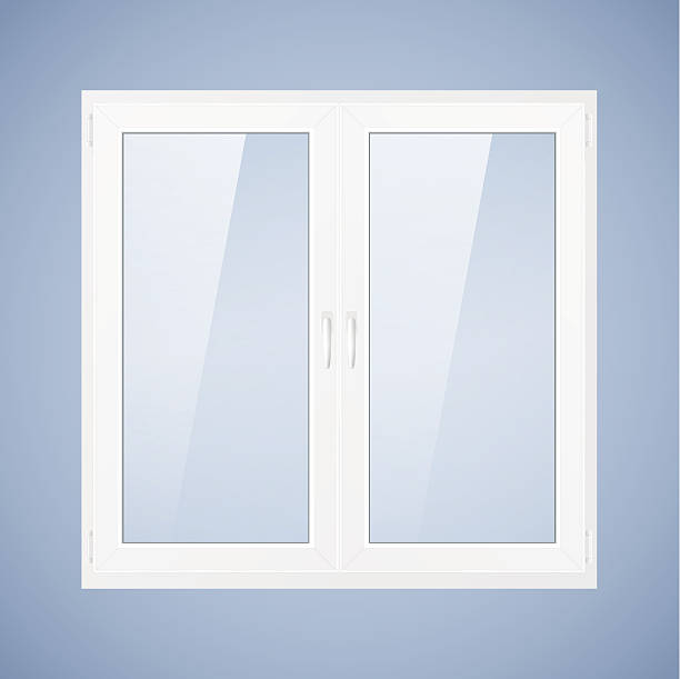 Reflection In Window Clip Art, Vector Images & Illustrations.