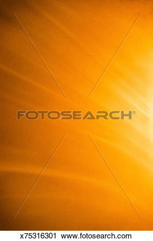 Stock Photography of Light beam reflections on a wall x75316301.