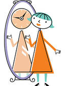Looking mirror Illustrations and Clip Art. 1,101 looking mirror.