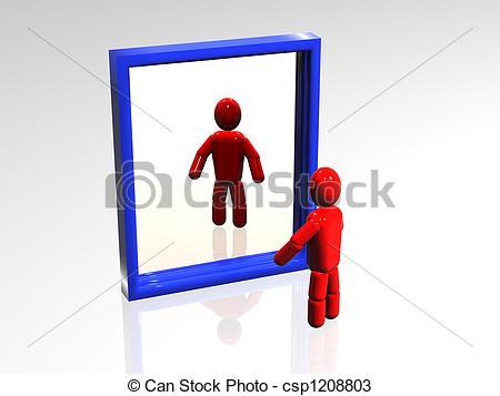 Drawings of Mirror.