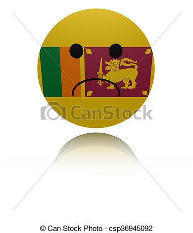 Stock de Ilustraciones de reflexión, Sri, Ilustración, triste.
