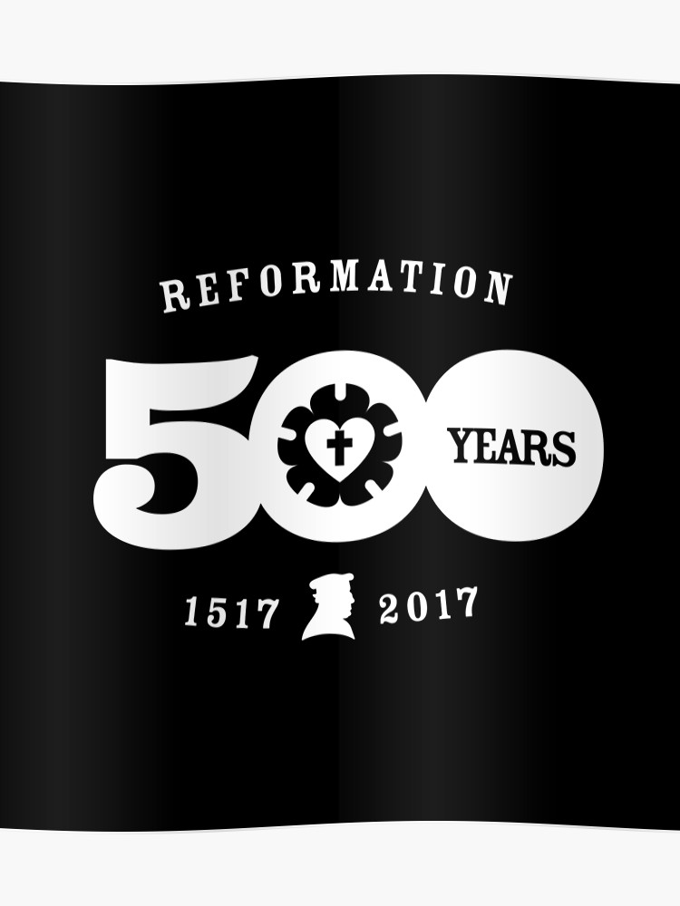 Reformation 500 Year Anniversary Luther Rose T.