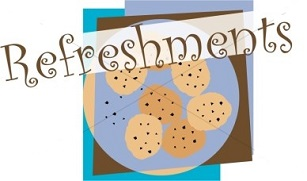 Clipart images refreshments food.