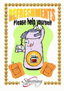 Refreshments Clip Art at Clker.com.