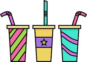 Free Refreshments Clipart.