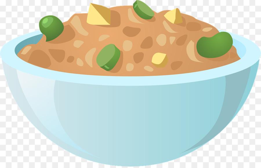 Frozen Food Cartoon clipart.