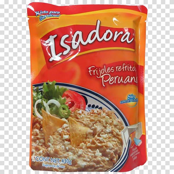 Breakfast cereal Refried beans Totopo Junk food, junk food.