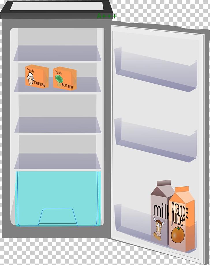Contenido del refrigerador, refrigerador abierto s PNG.