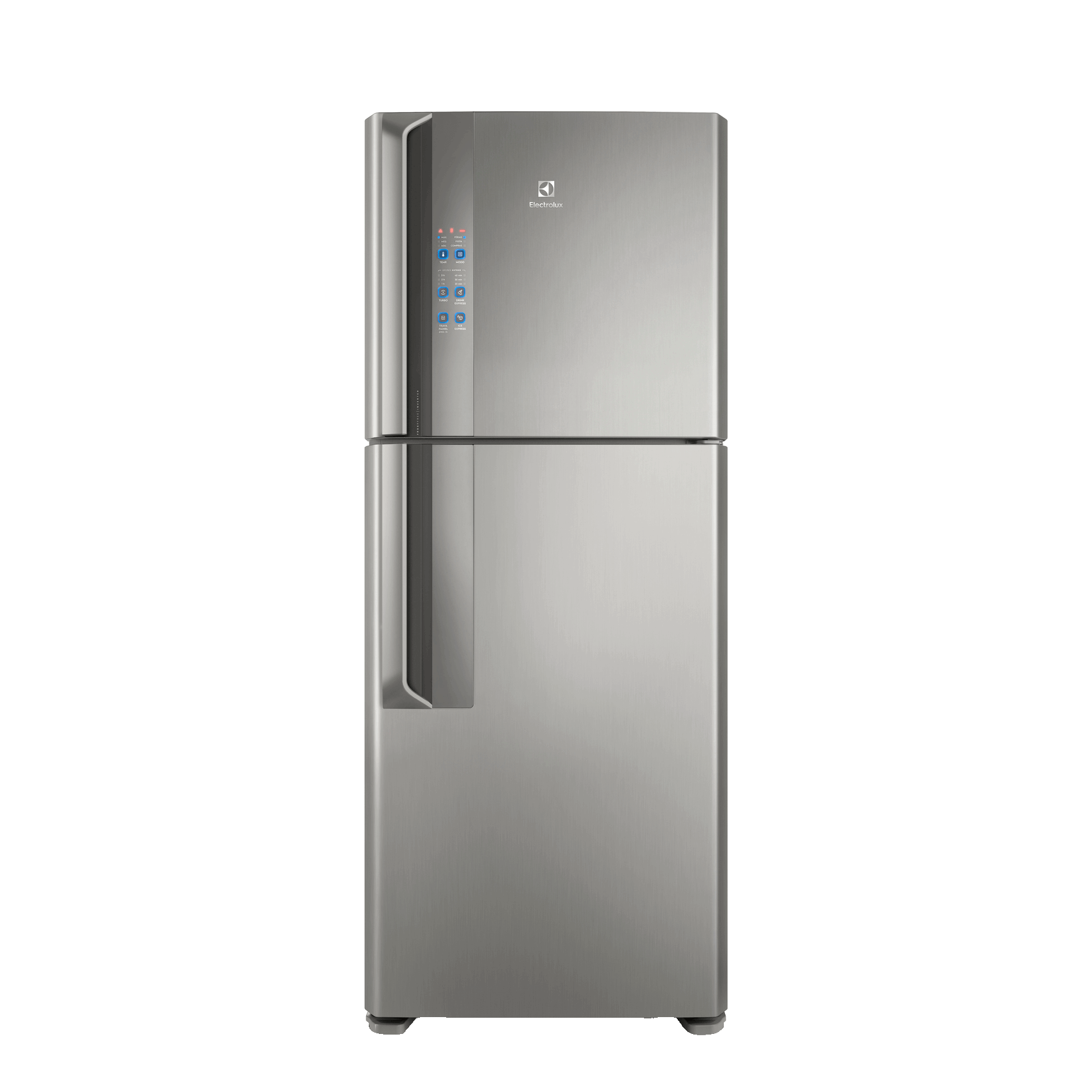 Geladeira/Refrigerador Inverter Top Freezer 431L Platinum (IF55S).