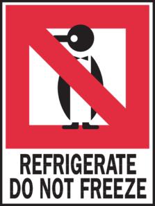 Refrigerate Do Not Freeze Clip Art at Clker.com.