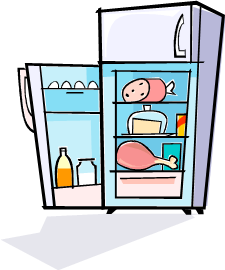 Quickie Of The Day Clean Out Old Condiments In Fridge Order.