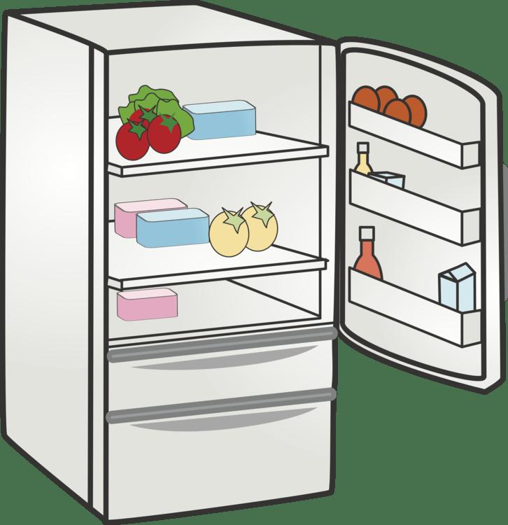 fridge clipart.