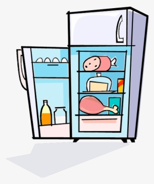 Fridge PNG Images.