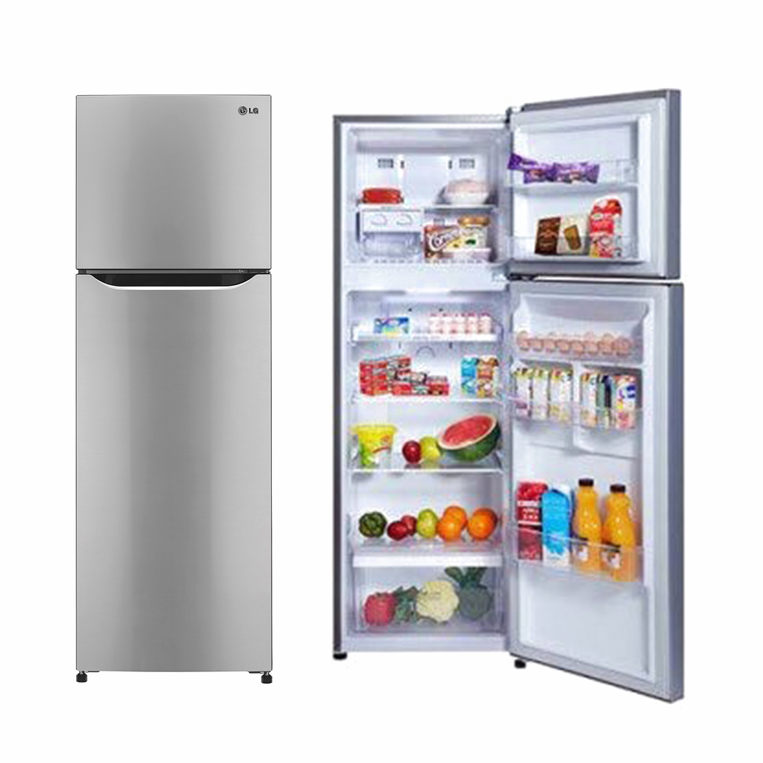 LG Refrigerator PNG Free Download.