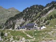 Refugio de la Renclusa.