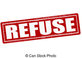 Refuse Illustrations and Clip Art. 7,080 Refuse royalty free.