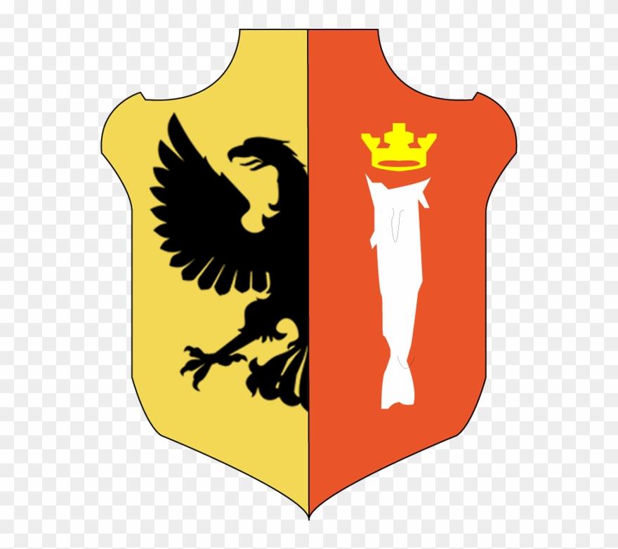 Hanseatic Weapon Shield For Bergen.
