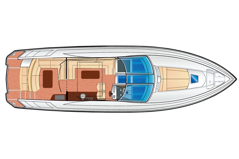 2016 Regal 53 Sport Coupe Power Boats Inboard Henderson Nevada.