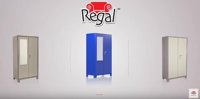 REGAL STEEL ALMIRAH TVC.