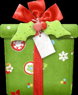Regalos del Clipart Dulce Navidad..
