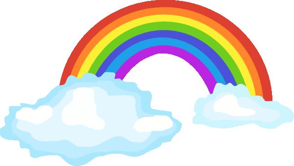 Rainbow Clip Art at Clker.com.