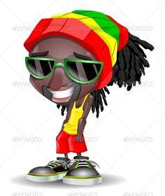 Reggae Pictures Clipart.