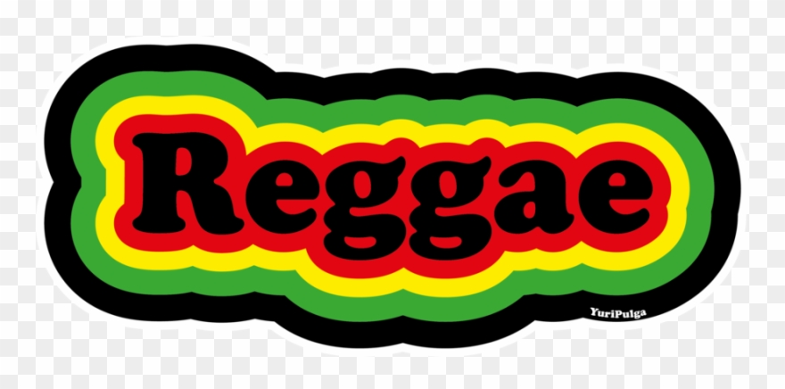 Reggae Logo Png Clipart (#801911).