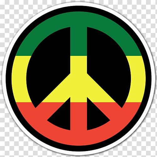 Rastafari Reggae Peace symbols Jah, symbol transparent.