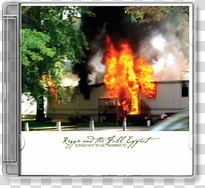 Album Cover Icons, reggie and the full effect, Reggie and.
