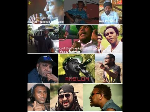 Top 3 Music in PNG from 2008 to 2018! (Voted and Requested).