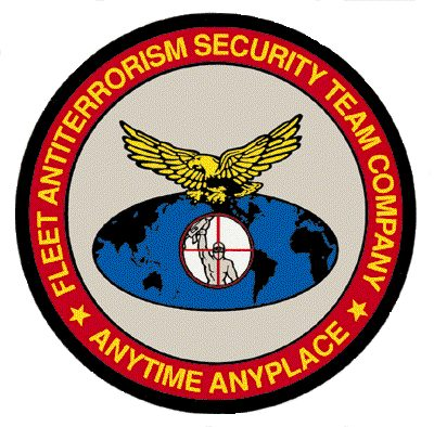 Marine Corps Security Force Regiment Clipart.