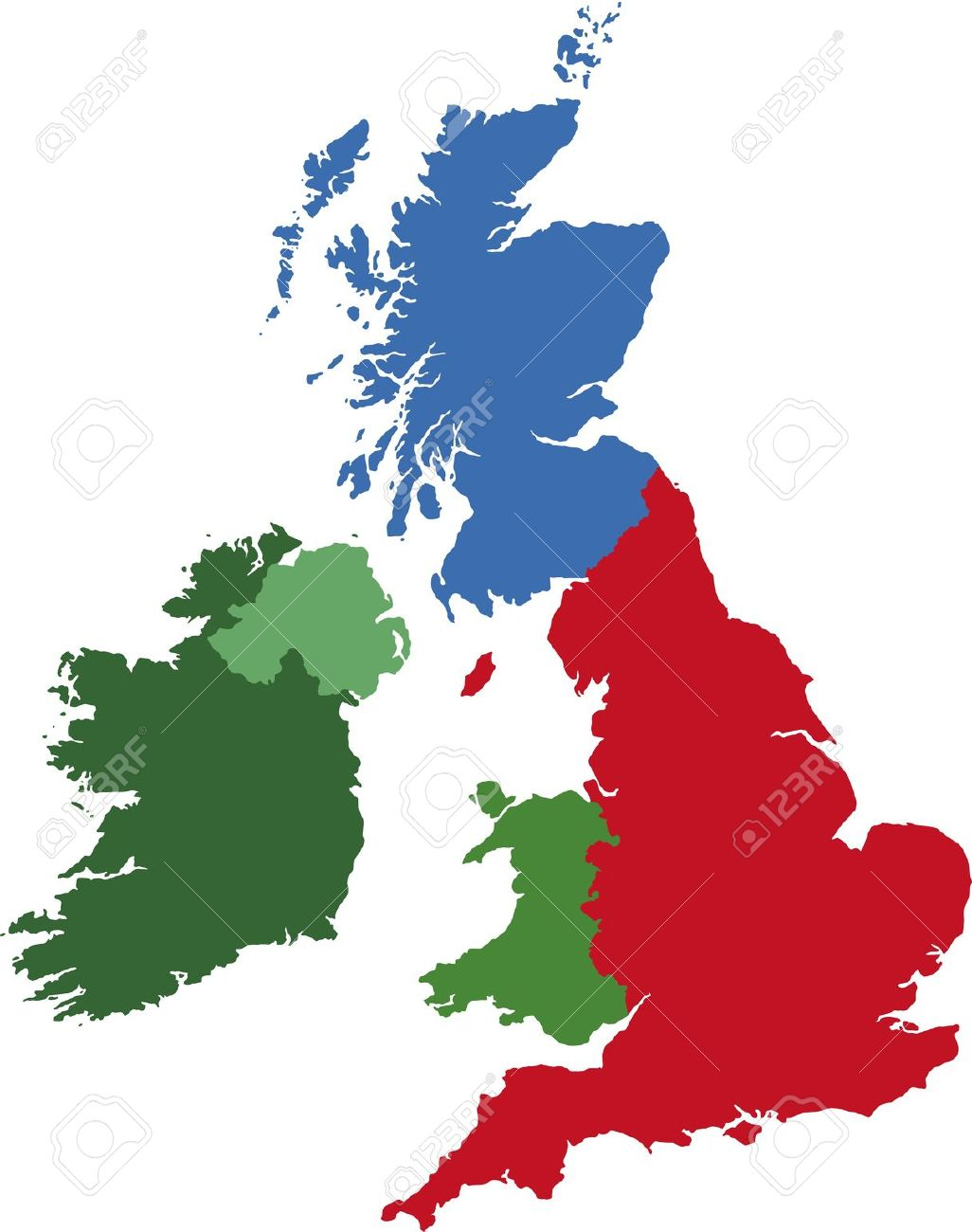 Clipart england map.